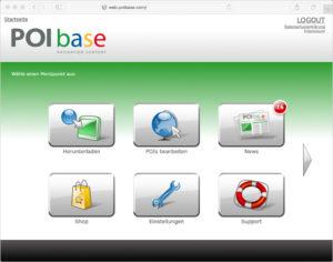 POIbase Web-Version